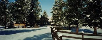 Winter at Bent Pines Ranch