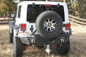 """Jeep Rubicon """"Casper"""""""