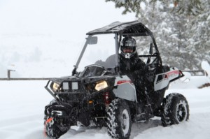 IdahoPilgrim Motorized Mania