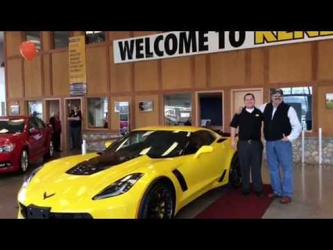 Z06 Corvette Idaho Hot Hot Hot