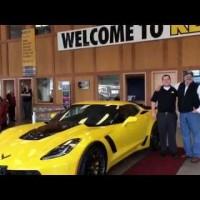 Z06 Corvette Idaho Hot Hot Hot