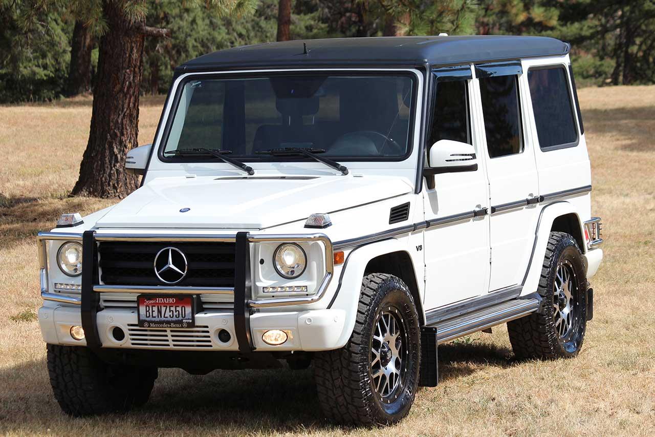 Mercedes benz g550 gelandewagen for Mercedes benz gelandewagen